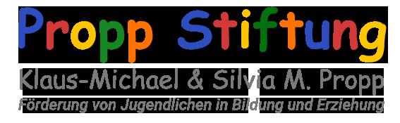 PROPP STIFTUNG | Klaus-Michael & Silvia M. Propp Logo